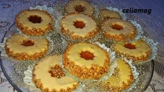 حلويات العيد .صابلي بعجينة تذوب في الفم -مجلة سيليا