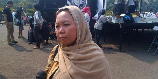 Kakaknya Dukung Jokowi, Ini Kata Alissa Wahid