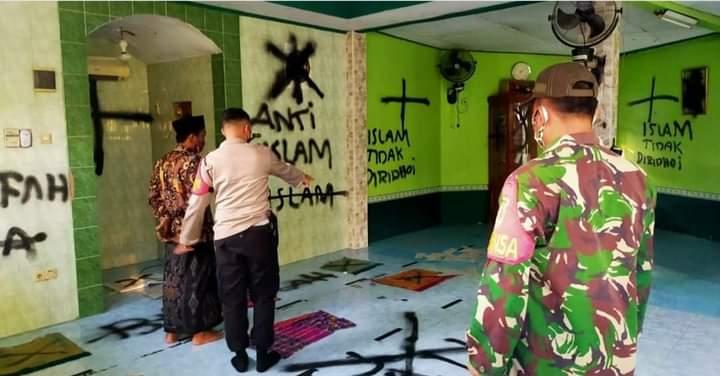 Ini Motif Pemuda Robek Al-Quran dan Coret Mushola 'Saya Kafir'