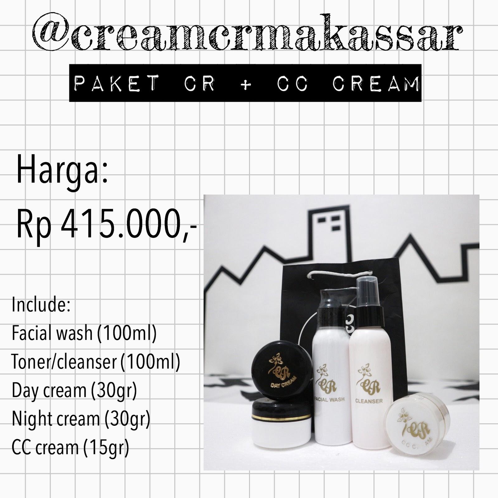 Cream Cr Makassar Kemasan Biru Crem Daftar Harga Di Creamcrmakassar
