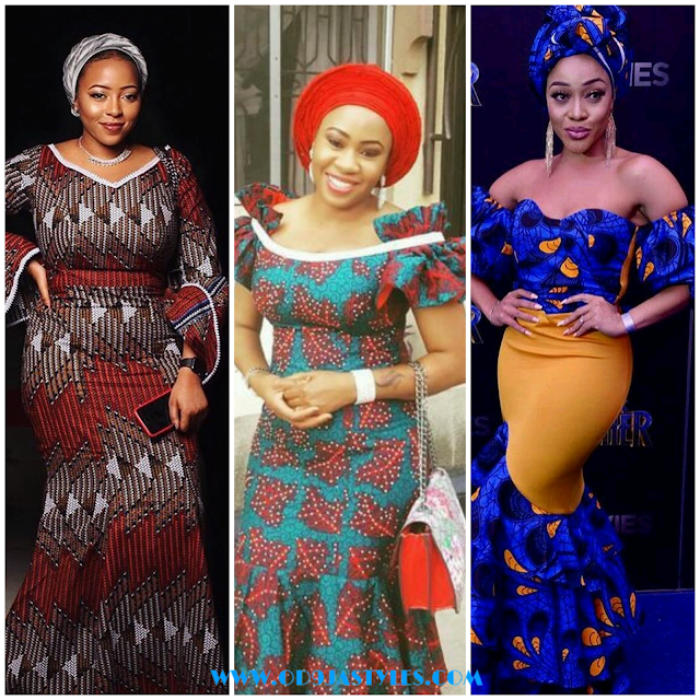 15 BREATH TAKING AFRICAN FASHION STYLES YOU SHOULD TRY OUT: LONG GOWN TRENDS