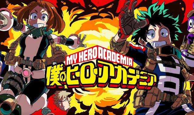 Boku no Hero Academia 204: Spoiler dan Tanggal Rilisnya