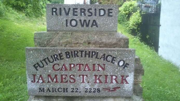 Riverside, Iowa