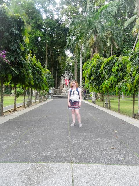 La forêt des singes de Sangeh