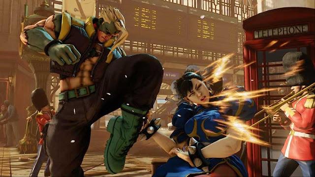A Capcom diz que houveram várias falhas no lançamento de Street Fighter 5 por não esclarecer exatamente como seria este jogo.