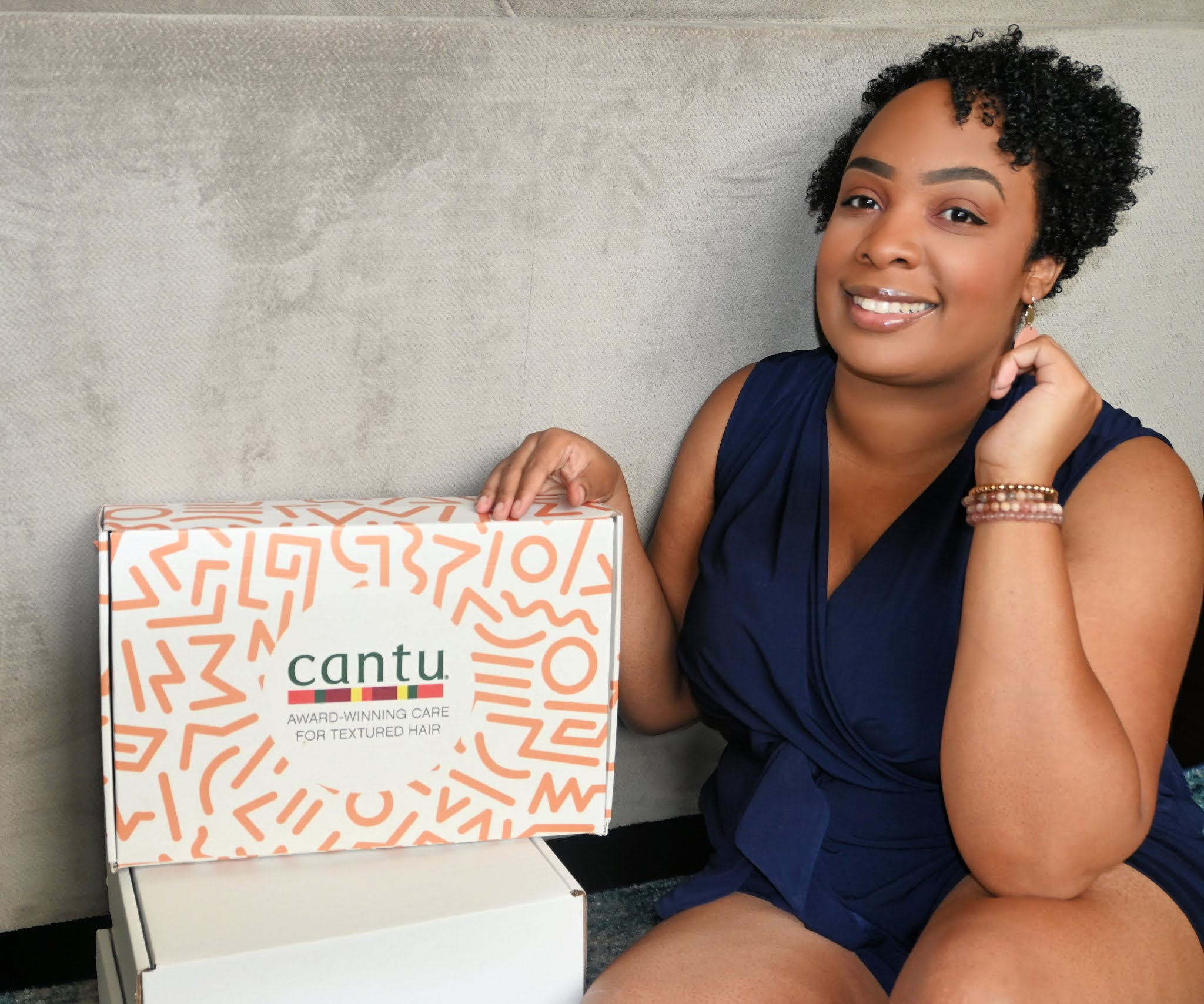 Revisiting Cantu Beauty: Trying Out their New Superfoods Collection