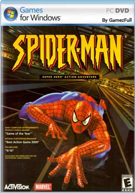 Spider-Man (2001) Juego PC Full