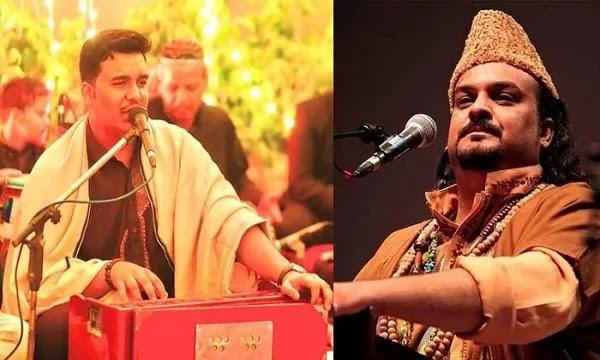 Amjad Sabri's Eldest Son's Gone Viral on Social Media