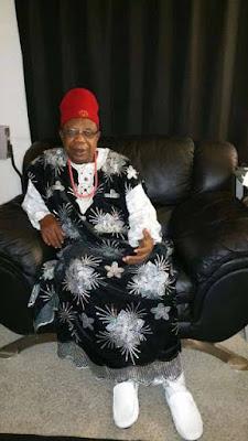 Chief Emeka Morocco Maduka