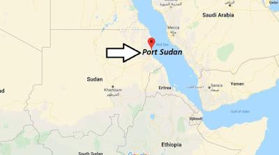 Russia plans naval base in Sudan