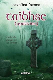 Taibhse (Aparición)   Taibhse #1   Carolina Lozano