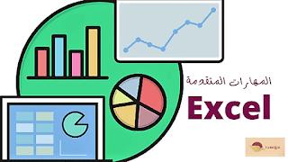 تعلم المهارات المتقدمة في Excel مجانا