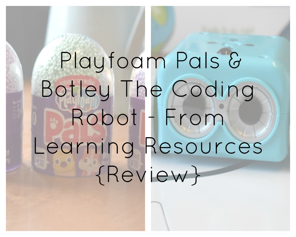 Playfoam Pals & Botley The Coding Robot Review