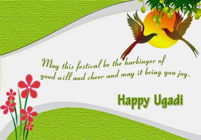 Happy Ugadi Wishes Latest
