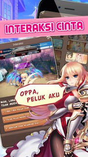 Download Oppa JAHAT!! Game RPG For Android and iOS