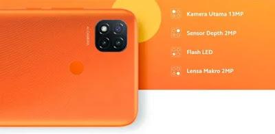 Kamera Xiaomi Redmi 9C