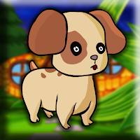 Tiny Puppy Escape