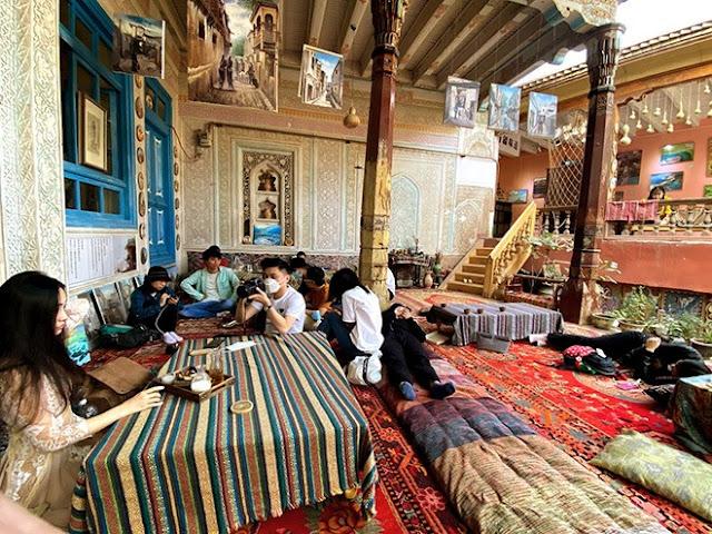 Komunis China Ubah Masjid-Masjid di Uighur jadi Kafe dan Tempat Wisata