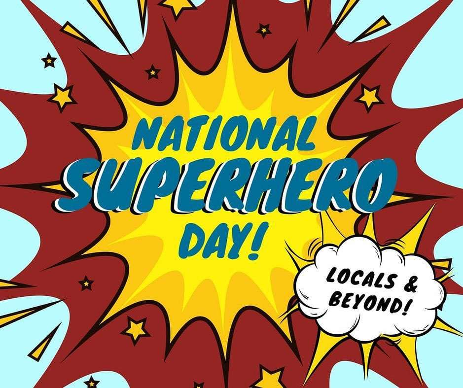 National Superhero Day Wishes Awesome Picture