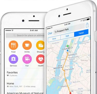 Do you regularly use Apple Maps?