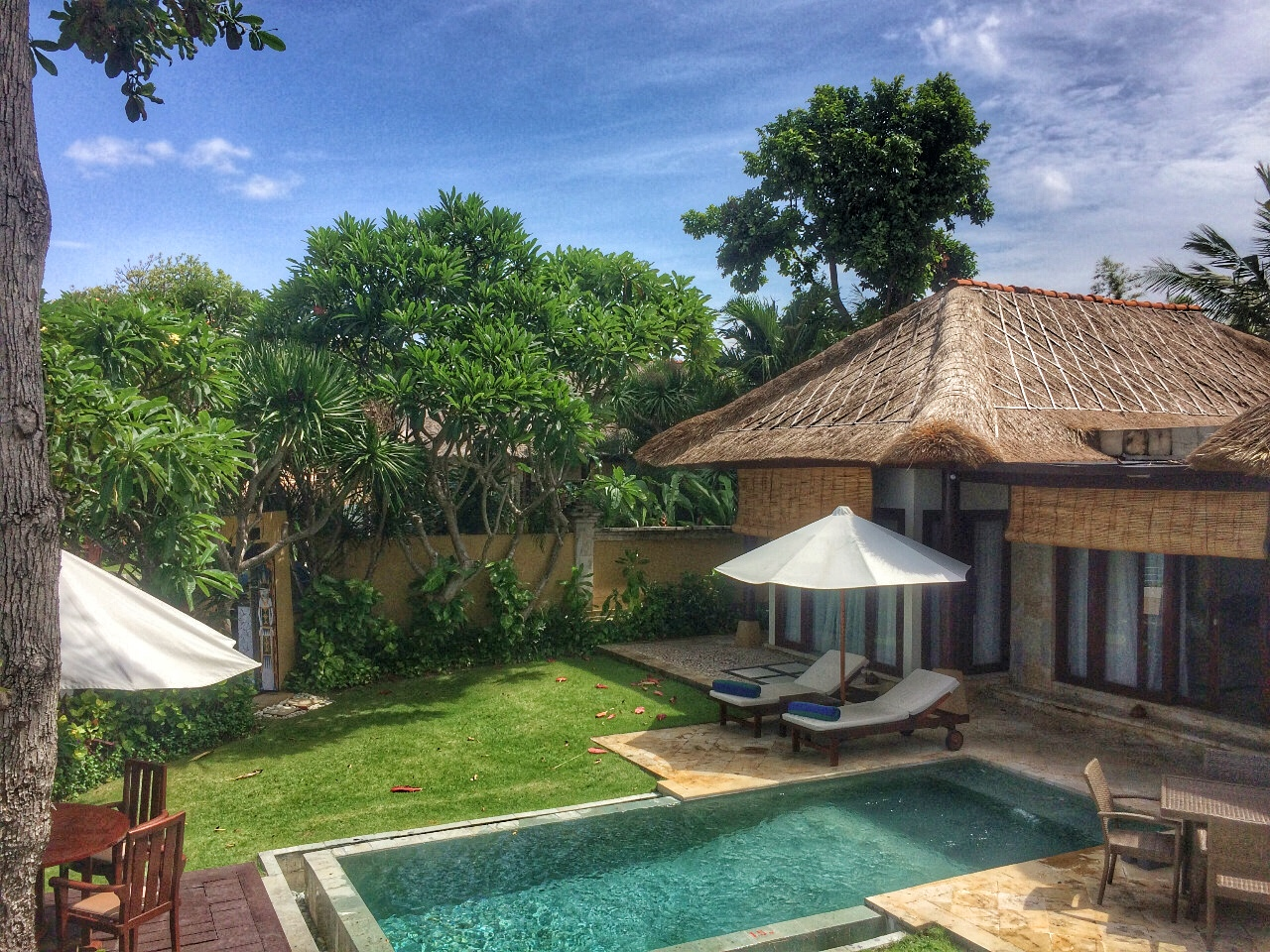 Rayyan Ray Villa Discovery Kartika Plaza Hotel Bali