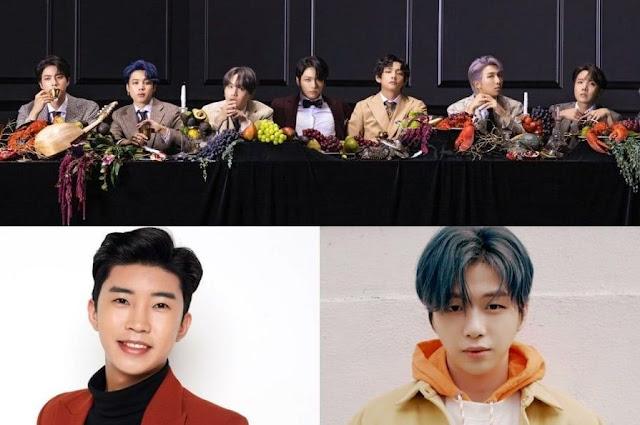 Daftar 30 Penyanyi Terpopuler Korea Selatan Bulan April 2020