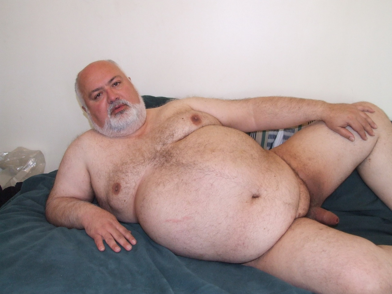 Fat Older Gay 8