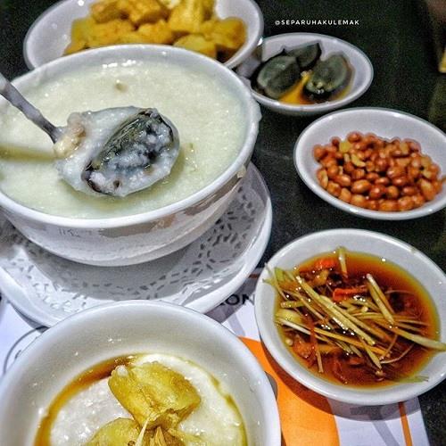 wisata kuliner legendaris jakarta bubur kwang tung