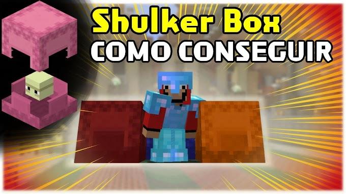 Minecraft – Como fazer uma Caixa de Shulker no jogo