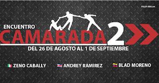 ENCUENTRO CAMARADA 2 | Bastidor Teatro