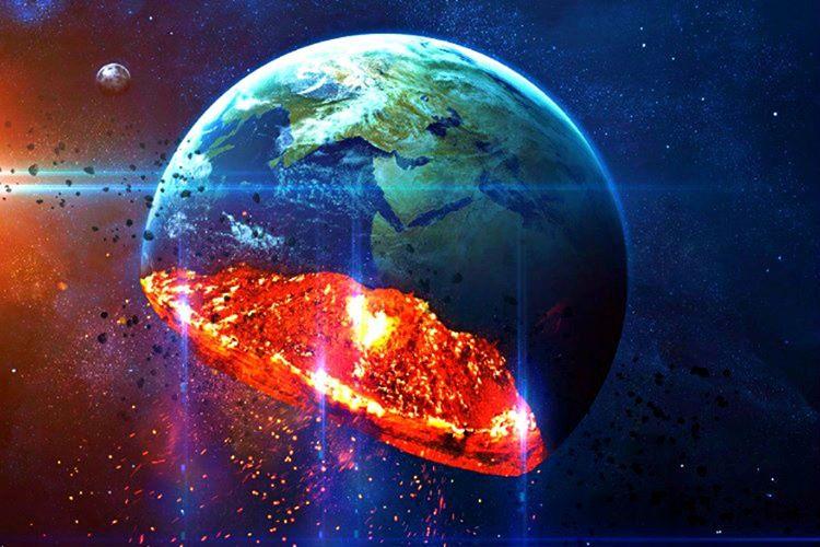 Bir gökbilimci bu nesnenin uzayda bulunan her şeyi yiyen Garip Madde olduğu savını ısrarla savundu.