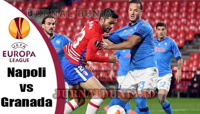 Prediksi Napoli vs Granada, Jumat 26 Februari 2021 Pukul 00.55 WIB