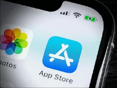 فتح حساب في الآب ستور App store