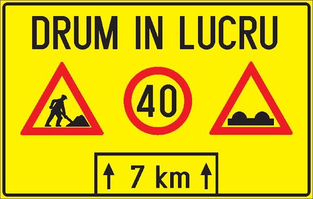 Restricții de circulație pe A1