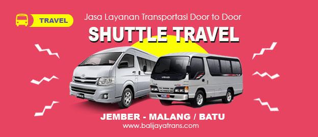 Travel Murah Jember ke Malang