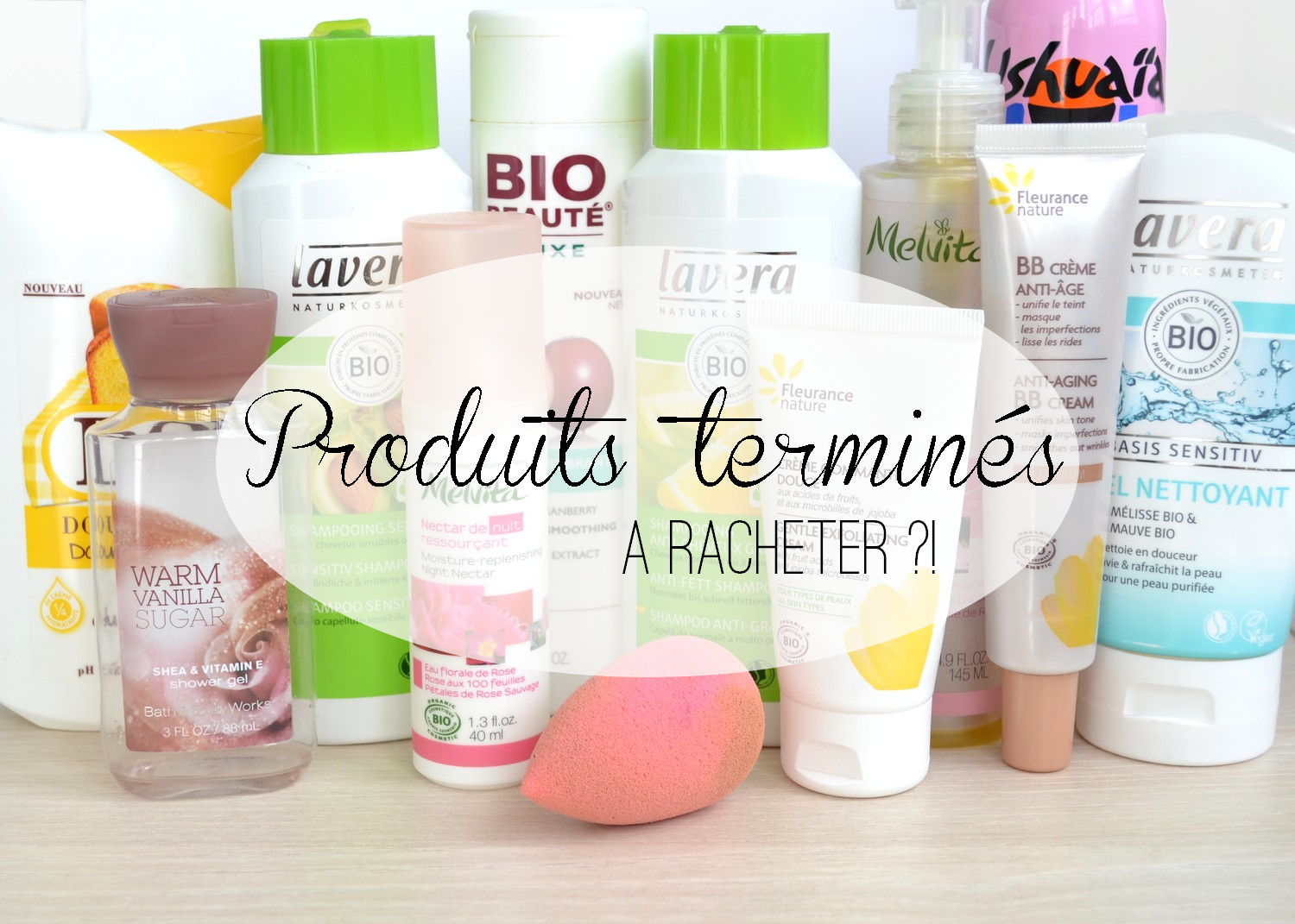http://www.dreamingsmoothly.com/2016/03/produits-termines-racheter-8.html