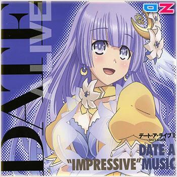 """Date A Live II - Date A """"IMPRESSIVE"""" Music (OST3)"""