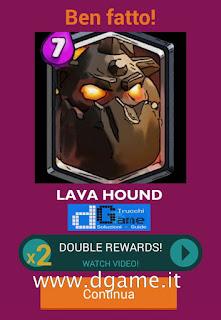 Soluzioni Quiz Clash Royale card livello 13