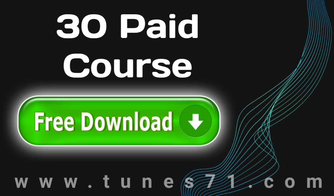 Download 30 Course : Digital marketing, Graphics Design, App Development, AutoCad, freelancing etc