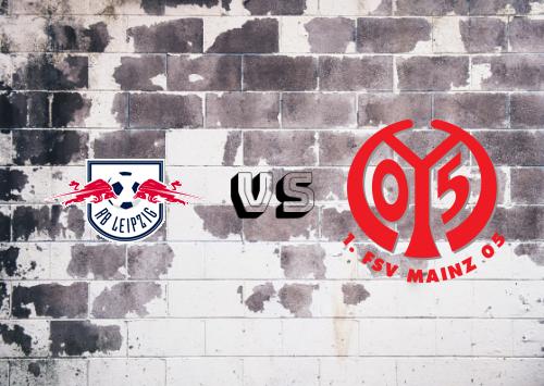 RB Leipzig vs Mainz 05  Resumen