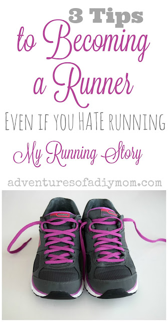 3 tips to becoming a runner even if you hate running