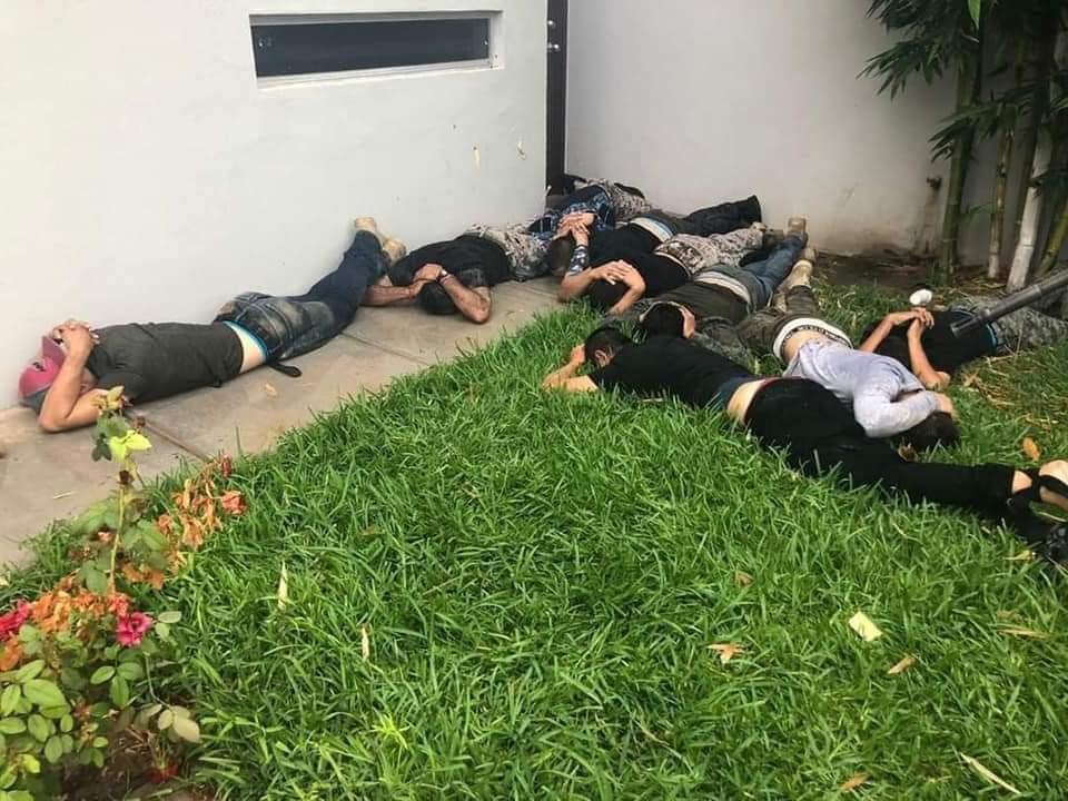 Peloteras en Magdalena de Kino; Sonora fueron entre Chapitos y Mayos