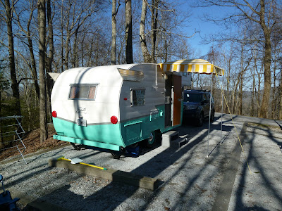 Vintage Awnings The Weekend Camping Awning