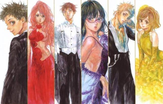 Ballroom e Youkoso - Anime Romance School 2017 Terbaik