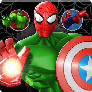 Apk Mod Mix+Smash: Marvel Mashers Hack v1.5 Money Hack