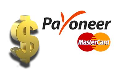 Cara Membuat Account Payoneer dan Aktivasi Kartu Mastercard Payoneer