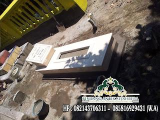 Makam Trap 1 Marmer,