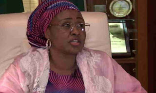 Presidency Reacts To Aisha Absence From Aso Rock