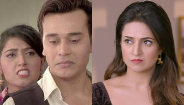 New Twist :  Sudha teams up with Param to tackle Raman Ishita in Yeh Hai Mohabbatein