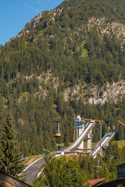 Wandertrilogie Allgäu | Etappe 46+47 Ofterschwang-Fischen-Oberstdorf - Himmelsstürmer Route 16